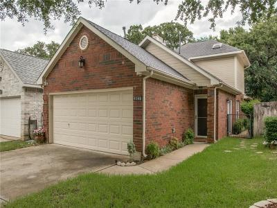 Flower Mound Single Family Home For Sale: 4146 1 Place Lane
