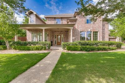 Allen Single Family Home For Sale: 1501 Winterbrook Court