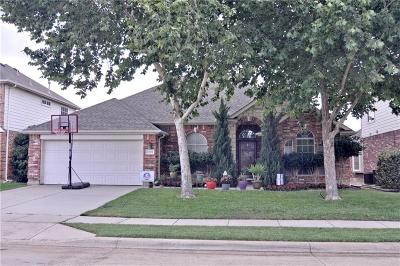 Fort Worth Single Family Home For Sale: 3705 Applesprings Drive