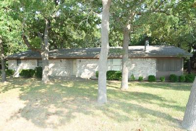 Erath County Single Family Home Active Option Contract: 9846 S Us Highway 377