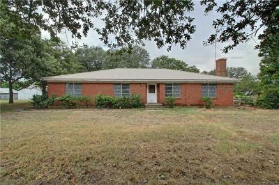 Alvarado Single Family Home Active Option Contract: 9736 County Road 608a