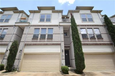Dallas Condo For Sale: 4830 Cedar Springs Road #23