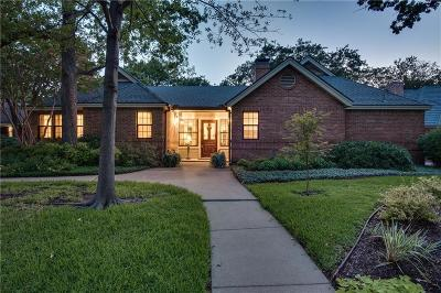 Irving Single Family Home For Sale: 400 Bent Tree Court