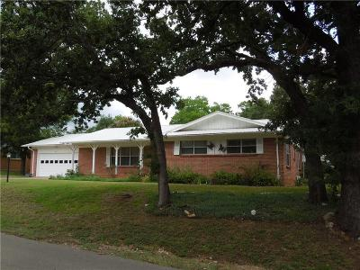 Somervell County Single Family Home For Sale: 1007 College Avenue