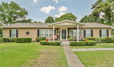 Parker County, Tarrant County, Hood County, Wise County Single Family Home Active Option Contract: 3412 Mariana Court