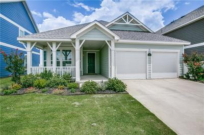 Aubrey Single Family Home For Sale: 9205 Benevolent Court