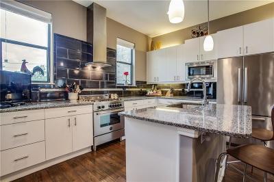 Dallas Townhouse For Sale: 1717 Annex Avenue #602