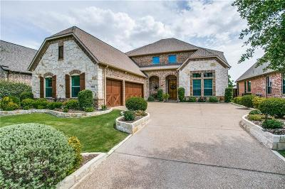 The Colony Single Family Home For Sale: 3813 Shoal Creek Drive