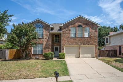 Flower Mound Single Family Home For Sale: 512 Newport Drive