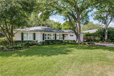 Single Family Home For Sale: 4052 Clover Lane