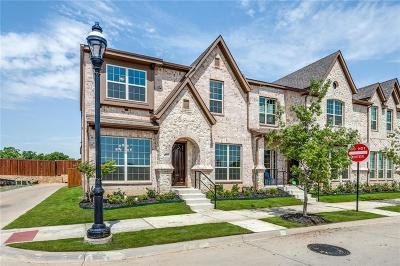 North Richland Hills Townhouse For Sale: 6937 Concord Way