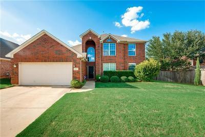 Arlington Single Family Home For Sale: 2507 Early Bird Drive