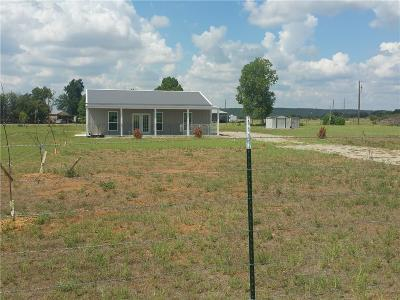 Mineral Wells Single Family Home For Sale: 109 Nature Trail