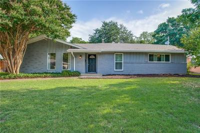 Single Family Home For Sale: 3335 Townsend Drive