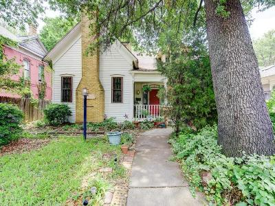 Dallas Single Family Home For Sale: 2616 State Street