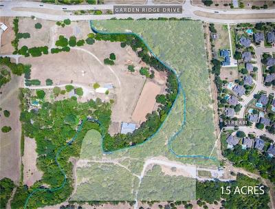Flower Mound Farm & Ranch For Sale: 800 Oak Drive