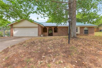 Joshua Single Family Home For Sale: 807 Ridgeway Road