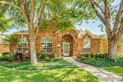 Plano Single Family Home Active Option Contract: 4205 Warminster Drive