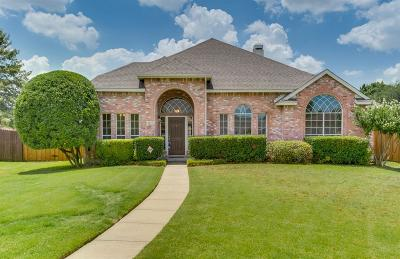 Mckinney Single Family Home Active Option Contract: 3212 Candide Lane