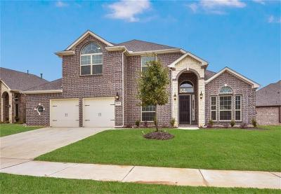Fort Worth TX Single Family Home For Sale: $381,245