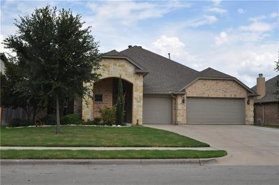 Benbrook Single Family Home For Sale: 3909 Palomino Drive