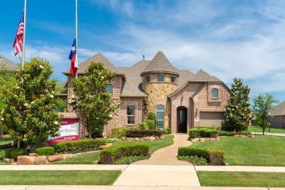 Prosper Single Family Home For Sale: 510 Oxford Place