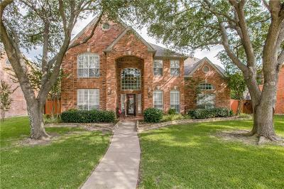Plano Single Family Home For Sale: 724 Baxter Drive