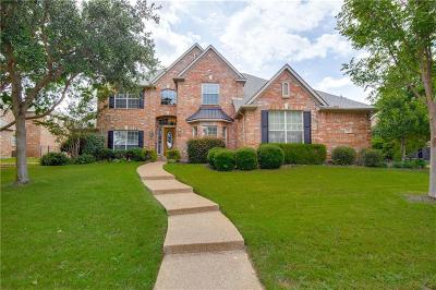 Flower Mound Single Family Home For Sale: 3100 Greenwood Court