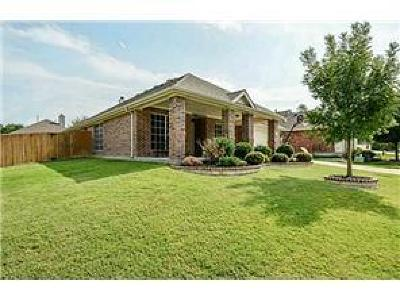 Single Family Home For Sale: 8616 Laughing Waters Trail