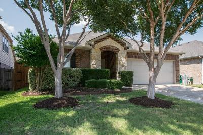 Mckinney Single Family Home Active Option Contract: 5720 Eureka Bend