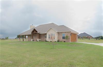 Canton TX Single Family Home For Sale: $350,000