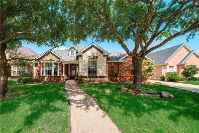 Rowlett Single Family Home For Sale: 8117 Turnberry Street