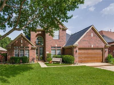 Lewisville Single Family Home For Sale: 1338 Clear Creek Drive