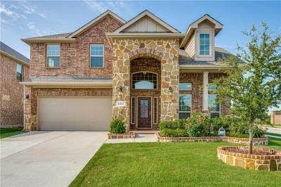 Frisco Single Family Home Active Contingent: 16021 Weymouth Drive