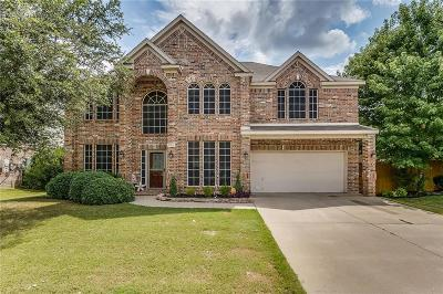 Burleson Single Family Home For Sale: 820 Mesquite Drive