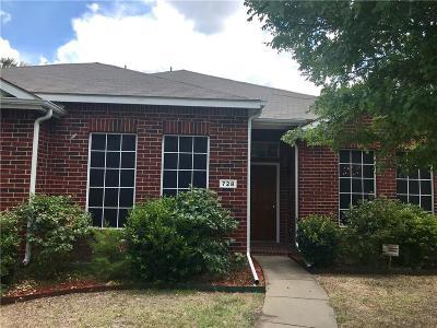Mesquite Single Family Home For Sale: 728 Dandelion Drive