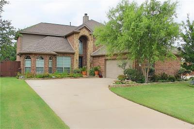 Rockwall Single Family Home For Sale: 843 Ravenhurst Drive