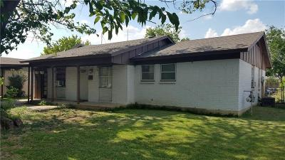 Blue Mound Single Family Home For Sale: 1605 Americana Boulevard