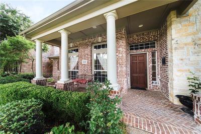 Frisco Single Family Home For Sale: 3529 Nautical Drive
