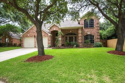 Flower Mound Single Family Home For Sale: 3717 Luther Lane