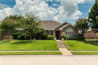 Lewisville Single Family Home Active Option Contract: 1457 Jewels Way