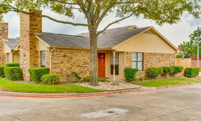 Plano Condo Active Option Contract: 1809 W Spring Creek Parkway #G2