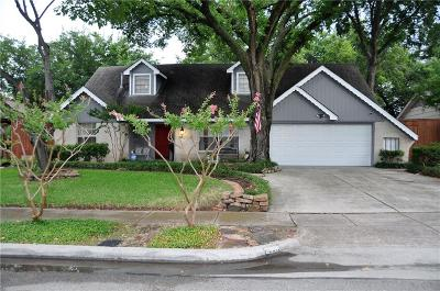 Farmers Branch Single Family Home For Sale: 2908 Selma Lane
