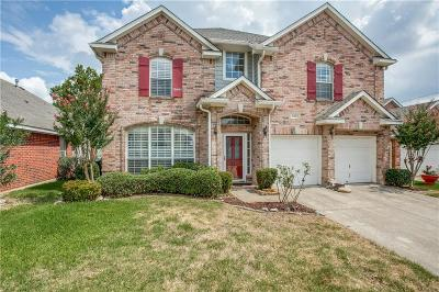 Garland Single Family Home For Sale: 2505 Brookwood Lane