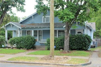 Dallas Half Duplex For Sale: 702 Rockwood Street