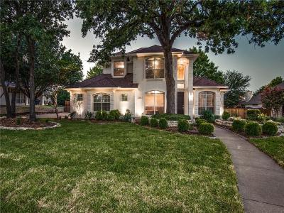 Trophy Club Single Family Home For Sale: 626 Indian Creek Drive