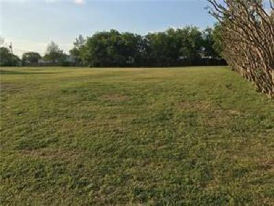 Flower Mound Residential Lots & Land Active Contingent: 10405 Sunrise Circle