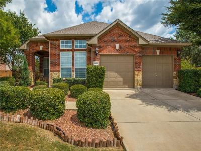 Prosper Single Family Home For Sale: 1400 Candler Drive