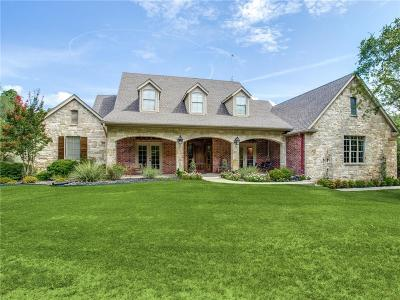 Azle Single Family Home For Sale: 127 Brush Creek Drive