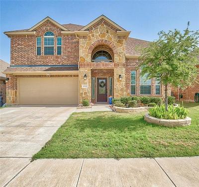 Frisco Single Family Home For Sale: 15900 Dorrington Drive
